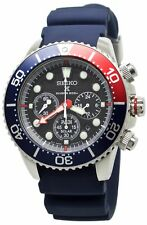 Seiko Prospex PADI Solar SSC663 Blue Rubber Band Men's Watch