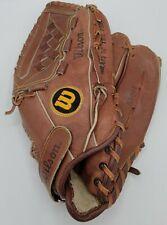 Nice Wilson A9864 mvp series leather softball baseball glove