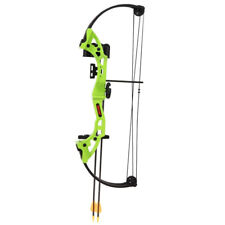 Bear Archery Brave Green Youth Bow Package AYS300GR