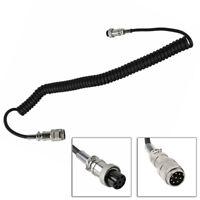HAM/CB Radio Microphone 8 Pin Mic Extension Cord Male To Female For YAESU ICOM