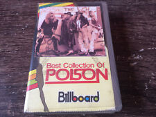 POISON - The Best Collection Of CASSETTE TAPE / Heavy Metal