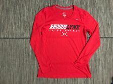 Nike Rhodes College Lynx  Field Hockey Men's Small Long Sleeve Shirt Re Dri Fit