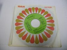 Hank Locklin Bless Her Heart I Love Her / Morning 45 rpm RCA DJ radio promo VG+