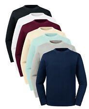 Russell Pure Organic Cotton Reversible Sweatshirt Jumper