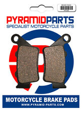 Yamaha XT 660 R 04-11 Rear Brake Pads