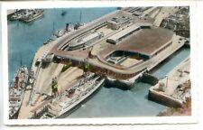CP 62 PAS-DE-CALAIS - Boulogne-sur-Mer - Vue aérienne Nouvelle Gare Maritime