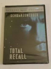 TOTAL RECALL SCHWARZENEGGER SPECIAL EDITION DVD NEW SEALED