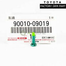 GENUINE TOYOTA 03-09 4RUNNER COOLER CONTROL SWITCH BULB QTY 1 OEM 90010-09019