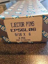 "DMS Ejector Pins EP56L06 9/16"" dia x 6"" long"