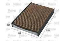 VALEO Filtro, aire habitáculo PEUGEOT 508 701000