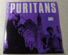 "The Puritans Self Titled 10"" Australian EP, 1988 (MRSM13)"