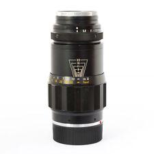 Leica Rangefinder Camera Lens
