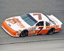 1991 Hooters Ford ALAN KULWICKI Glossy 8x10 Photo Daytona 500 Poster Print