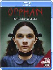 Orphan, The Blu-ray