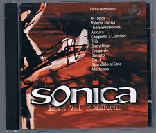 SONICA TRUE VIBES FESTIVAL LIVE VII ED.CAPPELLO A CILINDRO MARIPOSA AKKURA  CD