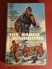 The Naked Warriors - Commander F.D.Fane - 1958 Panther Paperback Book