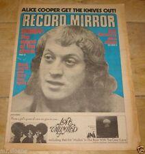July Record Mirror Music, Dance & Theatre Magazines