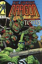 The Savage Dragon #2 NM 9.4 Comic Book Image 1993