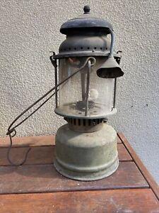 Old Australian Aladdin Pressure Lamp Lantern Barn Find ex Military WWII