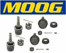 Moog 2 Upper & 2 Lower Ball Joints Fits 1995 Jeep Cherokee