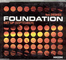 Foundation - Giet Up (CD-Maxi)