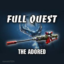 The Adored + Ornament Full Quest ,Ready En 3 Hours, Xbox -Ps4