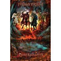 """JUDAS PRIEST POSTER - NOSTRADMUS ALBUM ART - 91 x 61 cm 36"""" x 24"""""""