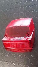 Fanale vetro posteriore per Vespa 125 Primavera ET3 corpo luminoso rosso Piaggio