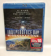 INDEPENDENCE DAY RIGENERAZIONE - BLU RAY (2016)