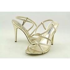 Sandalias y chanclas de mujer de color principal oro Talla 36.5