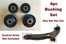 4pc Bushing fit 2012 2013 2014 2015 2016 Hyundai Accent Front Lower Control Arms