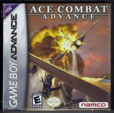 GBA Ace Combat Advance (2005) Brand New & Factory Sealed