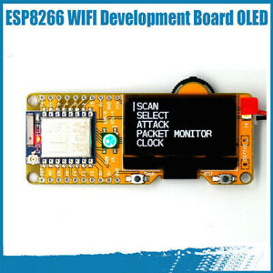 Mini DSTIKE WiFi Deauther NodeMCU ESP8266 GPIO DIY Development Board Device