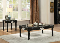Acme Furniture Ernestine - Coffee Table Black