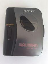 SONY WALKMAN PERSONAL CASSETTE PLAYER. WM-EX162. WORKING.
