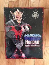 Masters of The Universe Motu Hordak Resin BUST by Neca