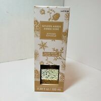 Golden Amber Diffuser Oil by Ashland Candle Collection Gold Reeds Oil