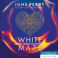 PERRY,JUNE: WHITE MAZE -  DU BIST LÄNGST MITTENDRIN 3 MP3 CD NEU