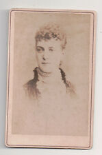 Vintage CDV Princess Alexandra of Denmark Queen of England