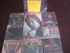 ROD STEWART RARE 64-69  + JAPAN MERCURY YEARS BOX SETS PLUS EARLY ROD LIVE CD