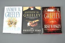 Lot of 3 Hardcover Books from ANDREW M. GREELEY, 1st ED