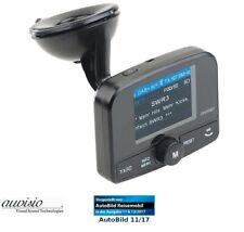 Auvisio Fmx-640.dab Voiture DAB Récepteur Transmetteur FM BT mains libres Radio
