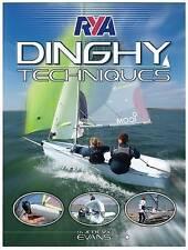 RYA Dinghy Techniques by Jeremy Evans (Paperback, 2010)