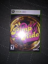 X BOX 360 GAME PIMP MY RIDE