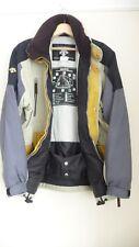 DESCENTE Ski Jacket Giallo, Grigio e Blu Taglia M, EU 50