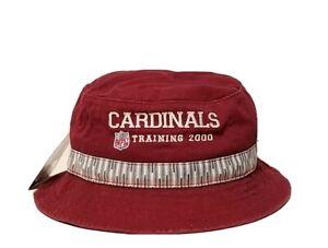 NEW PUMA NFL PRO LINE ARIZONA CARDINALS FOOTBALL HAT SIZE SMALL/MEDIUM