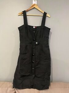 NWOT Table Eight Button Down Front Dress Size 16 Casual Summer