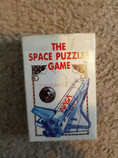 The Space Game Puzzles, Gametoy 1987