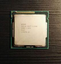 Intel i5-2500 sr00q-Quad Core 4x3.10ghz MAX. 3,40ghz 6mb cache LGA 1155