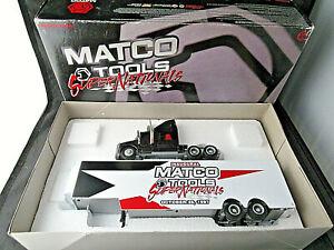Action Racing Matco Tools 1/64 Supernationals 1997 Hauler - Cool!  Lot 17